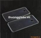 Ốp lưng silicone siêu mỏng trong suốt Samsung Galaxy A8 Ultra thin soft case.