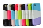 Ốp lưng thời trang iPhone 4S, iPhone 4 (3 mảnh nhiều màu sắc)