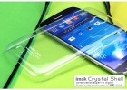 Ốp lưng trong suốt iMak Samsung Galaxy S4-i9500 Transparent Crystal Clear Hard Cover Case Shell
