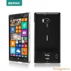 Ốp lưng Nokia Lumia 930/ Lumia 929 nhựa cứng trong suốt hiệu BEPAK