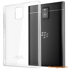 Ốp lưng trong suốt hiệu Imak BlackBerry Passport Q30 Transparent Crystal Clear Hard Cover