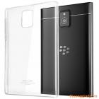 Ốp lưng BlackBerry Passport Q30 nhựa cứng trong suốt hiệu iMak