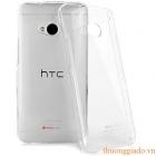 Ốp lưng HTC One (M7)/ HTC 802t nhựa cứng trong suốt hiệu Imak
