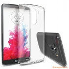 Ốp lưng trong suốt hiệu Imak cho LG G3/ F400 Transparent Crystal Clear Hard Cover Case Shell