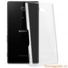 Ốp lưng Sony Xperia M2/S50h/D2302 nhựa cứng trong suốt hiệu iMak
