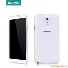 Ốp lưng Samsung Galaxy Note 3/ N900 nhựa cứng trong suốt, hiệu BEPAK, NAKED CASE