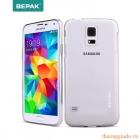 Ốp lưng Samsung Galaxy S5/ G900 nhựa cứng trong suốt, hiệu BEPAK, NAKED CASE