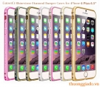 Ốp viền Bumper iPhone  6 Plus/ iPhone  6s plus, hiệu CoteetCi có đính đá