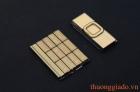 Bộ bàn phím Nokia 8800 Gold Arte(gồm phím 4 chiều trên & phím nhấn số dưới)