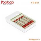 Pin AAA (3A) Sạc Nhiều Lần ( Yoobao, YB-503) Chính Hãng