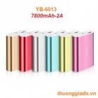 Pin Dự Trữ, Dự Phòng Yoobao YB-6013 (7800mA, 2A), Yoobao Master Power Bank i5