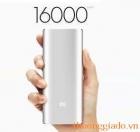 Pin sạc dự phòng Xiaomi Mi Power Bank 16000mAh