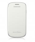 Samsung Galaxy S3 mini i8190 Flip Cover Màu Trắng ( Hàng Chính Hãng )