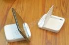 Samsung Galaxy Note II N7100  Extra Battery Charger Kit, Màu trắng. Hàng chính hãng