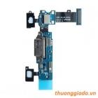 Thay cáp chân sạc/cổng usb dữ liệu 3.0+Mic+Nút Home Samsung Galaxy S5 SM-G900