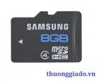 Thẻ nhớ Samsung Micro SDHC _TF 8Gb Class 4 Hàng chính hãng.