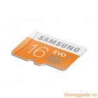 Thẻ nhớ samsung microSDHC 16gb UHS-I EVO Chính Hãng (Thế hệ mới) Note 3,Galaxy S5,Note 4