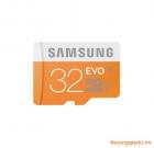 Thẻ nhớ samsung microSDHC 32gb UHS-I EVO Chính Hãng