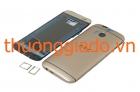 Bộ Vỏ HTC One (M8) Màu Vàng Gold Original Housing
