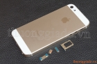 Vỏ iPhone 5 Gold Housing
