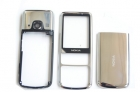 Vỏ Nokia 6700c Classic silver Original Housing