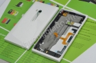 Vỏ Nokia Lumia 900 Màu Trắng ORIGINAL HOUSING