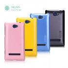 Vỏ ốp lưng bóng cho HTC 8S ( NillKin Multi-color Shield)