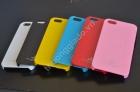 Vỏ ốp lưng cho iPhone 5 (Loại bóng nhiều màu sắc, Hiệu Crok) Thin to the Extreme