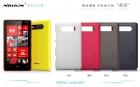 Vỏ ốp lưng sần NillKin cho Nokia Lumia 820 ( NillKin  Super Frosted Shield)