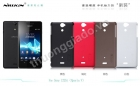 Vỏ ốp lưng sần NillKin cho Sony Xperia V LT25i (Super Frosted Shield)