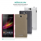 Vỏ ốp lưng Sony Xperia C-S39h-C2305(NillKin Super Frosted Shield)