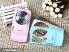 Vỏ ốp lưng USAMS Samsung Galaxy S4 Zoom SM-C101 Hard Case