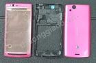 Vỏ Sony Ericsson ARC, ARC S, X12, LT18i, LT15i Màu hồng ORIGINAL HOUSING