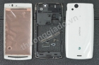 Vỏ Sony Ericsson ARC, ARC S, X12, LT18i, LT15i Trắng Original Housing