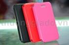 Bao Da iPhone 5 nắp gập mở ngang ( Nhiều màu sắc và có thể định vị máy)