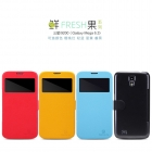 Bao Da NillKin Samsung Galaxy Mega 6.3 i9200 Fresh Leather Series
