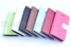 Bao Da iPhone 5 ( có dây đeo và khe để thẻ Card Visit, ATM) Hit Diary Solozen Leather Case
