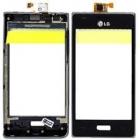 Cảm ứng LG Optimus L5 E612 gồm cả vành mặt trước Original Digitizer