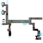 Cáp chỉnh âm lượng + phím nguồn iPhone 5 adjust volume and power button cable