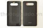 Nắp lưng, nắp đậy pin cho Nokia Lumia 820 Màu Đen ( ORIGINAL BACK COVER )