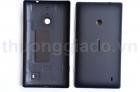 Nắp Lưng, Nắp Đậy Pin Nokia Lumia 520 Màu Đen Back Housing