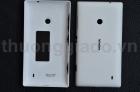 Nắp Lưng, Nắp Đậy Pin Nokia Lumia 520 Màu Trắng Back Housing