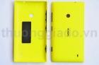 Nắp Lưng, Nắp Đậy Pin Nokia Lumia 520 Màu Vàng Back Housing