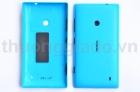 Nắp Lưng, Nắp Đậy Pin Nokia Lumia 520 Màu Xanh Back Housing