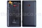 Nắp Lưng, Nắp Đậy Pin Nokia Lumia 720 Màu Đen Back Housing