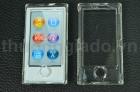 Ốp nhựa cứng trong suốt cho iPod Nano Gen 7