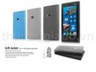 Ốp lưng silicone CAPDASE cho Nokia Lumia 920