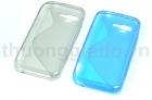 Ốp lưng silicone cho HTC Rhyme, G20, S510b (Loại S-Line)
