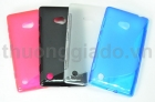 Ốp lưng silicone cho Nokia Lumia 720 (Hiệu S-Line )