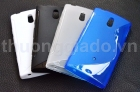 Ôp lưng silicone cho Sony Xperia P LT22i